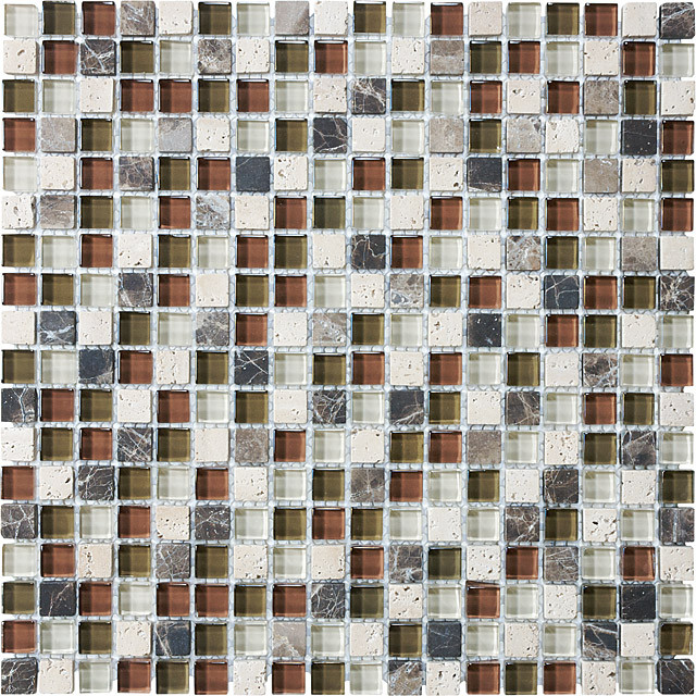 cabernet bliss collection by anatolia tile stone 5 8 x 5 8 glass stone blend mosaics