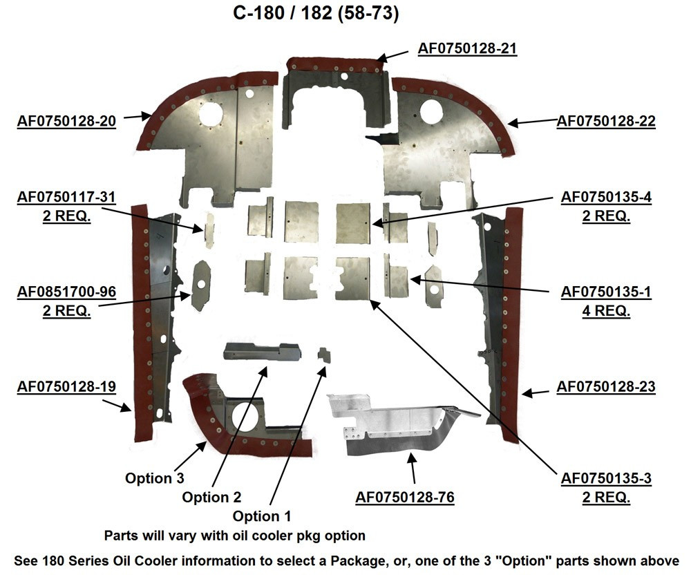 small resolution of cessna 180 engine baffles cessna 182 engine baffles cessna 0750117 31 0750128