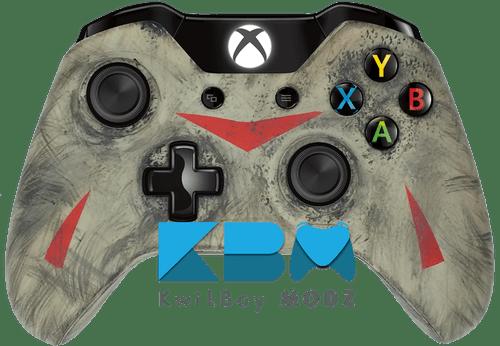 Custom Friday The 13th Xbox One Controller KwikBoy Modz