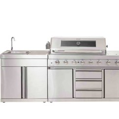Bbq Kitchen Cheap Towels Masport Ambassador Outdoor Walsh Bay Package Sink Unit The Store