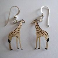 Sienna Sky Giraffe Earrings