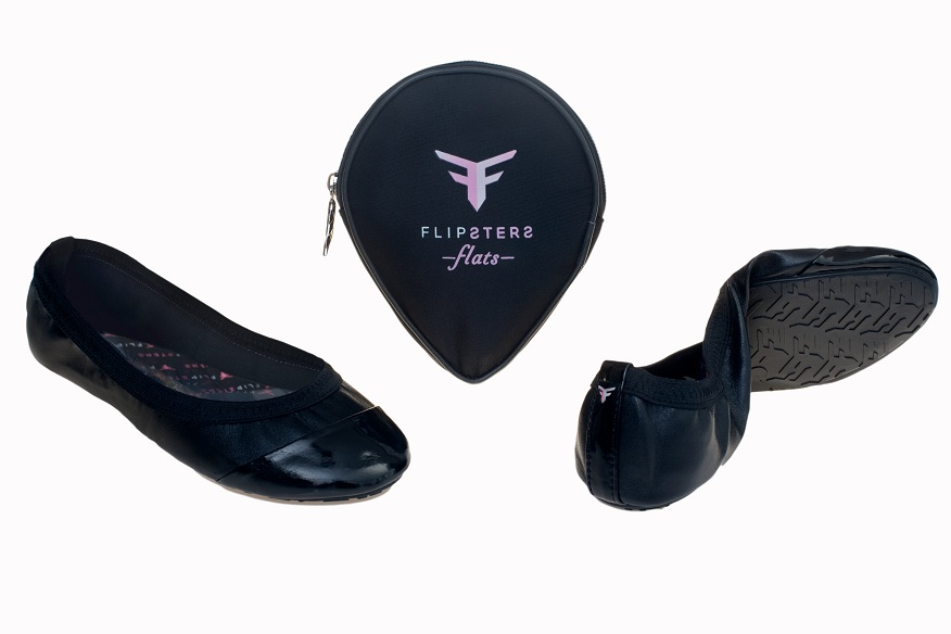 Foldable Ballet Flats and Flip Flops | What are Flipsters?