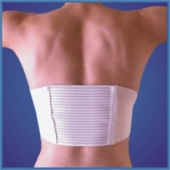 Chiropractic Wobble Chair Fisher High Fractured Rib Belt - Everfithealthcare.com.au