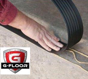 GFloor Garage Threshold Seal Kits  GFloor Threshold Trim