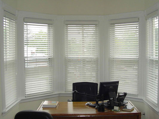Unique Ideas for Your Office Window Treatments  3 Step