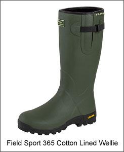 Hoggs field sport 365 wellington boot