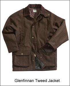 Hoggs Glenfinnan tweed jacket