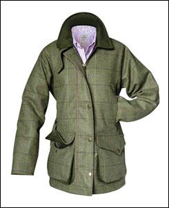 Hoggs of Fife Caledonia Tweed Jacket