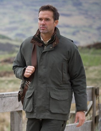 Hoggs of Fife Ranger Jacket - shooting jackets