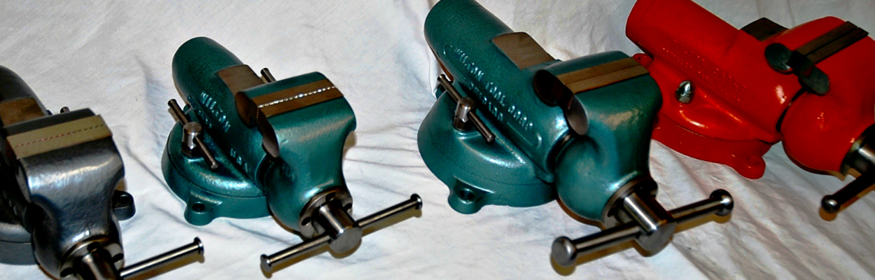 Old Wilton Vise For Sale