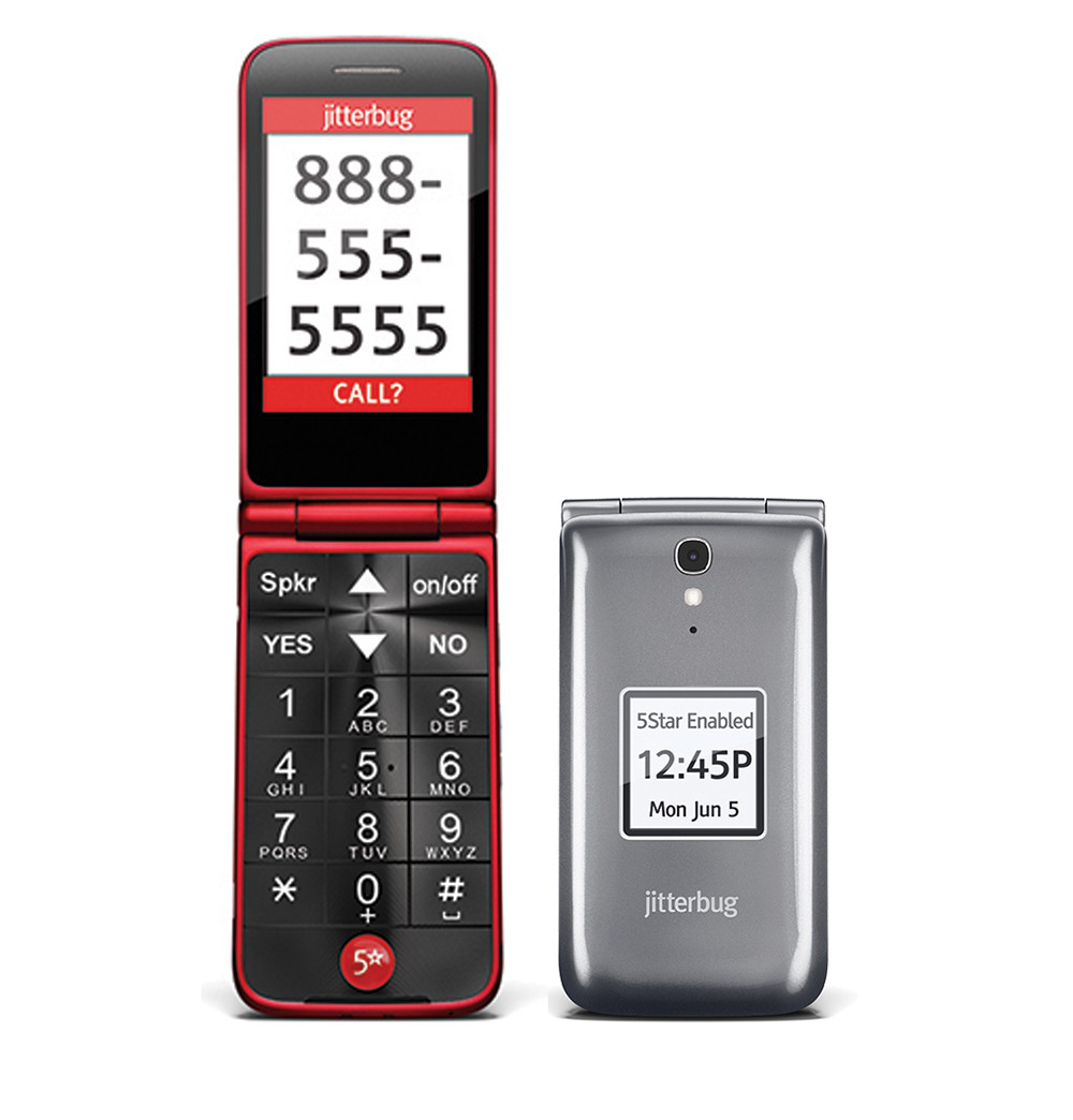 watch 2b390 78b55 Jitterbug Cell Phone One Touch - Year of Clean Water