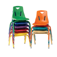 preschool chairs, daycare, toddler, stack, chair, church ...