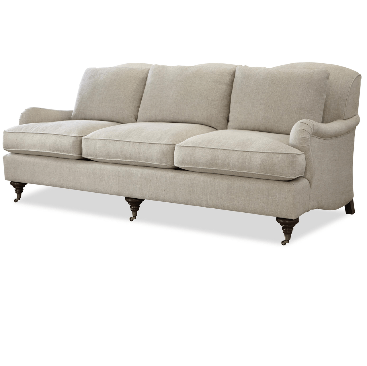 english roll arm sofa picture gallery churchill linen upholstered rolled zin home