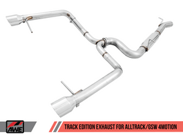 cat back exhaust systems