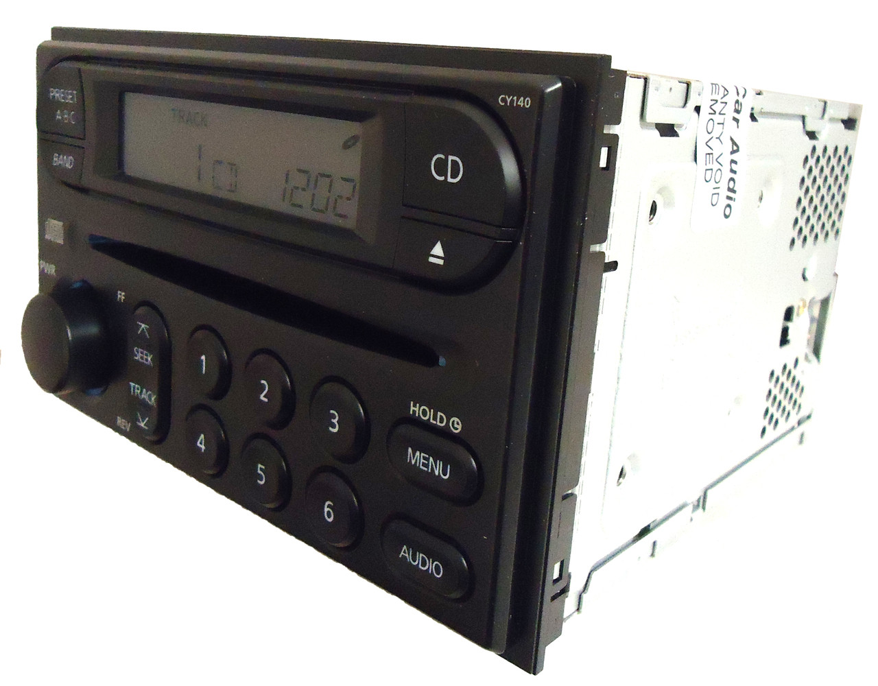 2004 nissan xterra rockford fosgate stereo wiring diagram moroso switch panel new 01 02 03 04 frontier radio cd player