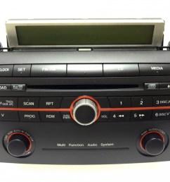 mazda 3 2005 radio [ 1280 x 960 Pixel ]