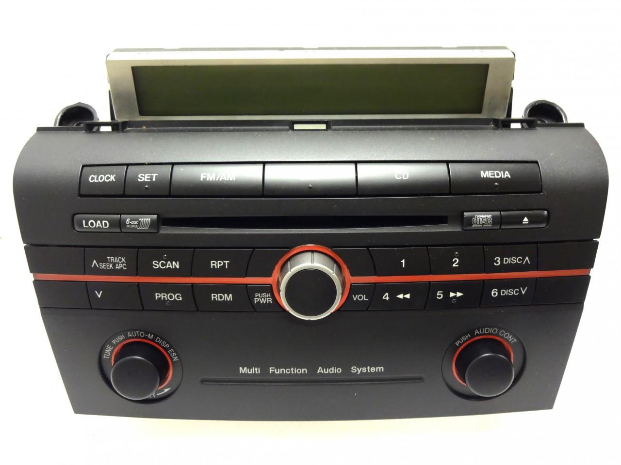 hight resolution of mazda 3 2005 radio