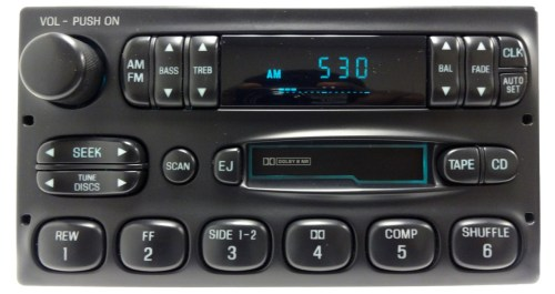 small resolution of 1996 ford explorer car stereo radio wiring diagram