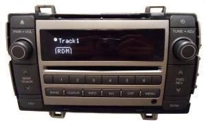 09 2010 Pontiac Vibe Toyota Matrix Radio CD Player OEM Stereo