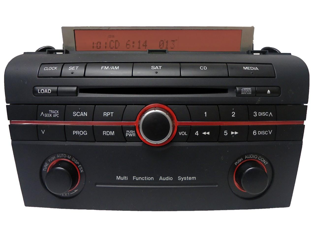 Tutorial Install Mazda 3 2007 Stereo