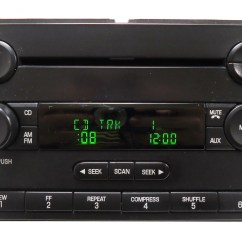 2005 Ford Explorer Cd Player Wiring Diagram Bmw X5 E53 Abs Focus F 250 350 Super Duty Freestar Mercury