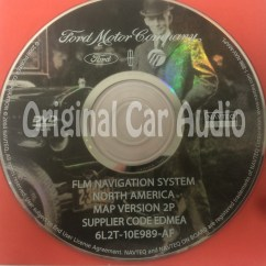 Free Ford Navigation Dvd Update Leisure Battery Wiring Diagram Lincoln Mercury System Gps Drive Disc