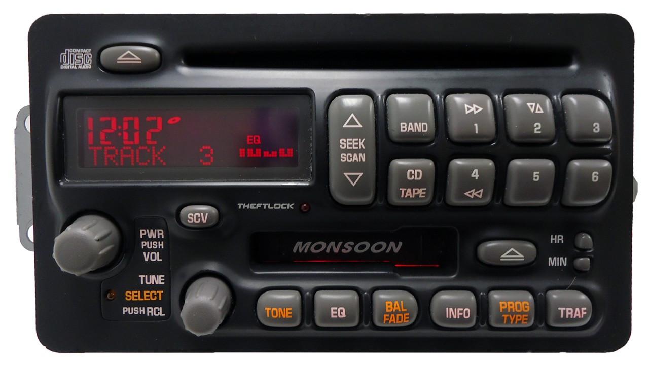 02 grand am monsoon stereo wiring diagram [ 1280 x 720 Pixel ]
