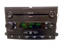 08 09 10 FORD F-250 F350 F250 F350 Radio 6 Disc Changer CD ...