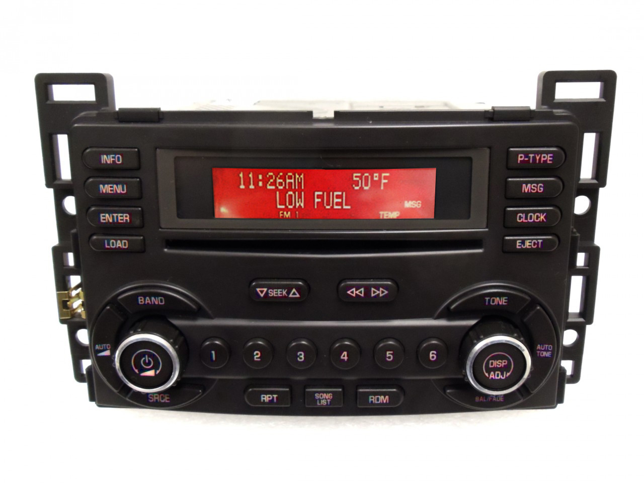 Pontiac G6 Radio Wiring Harness