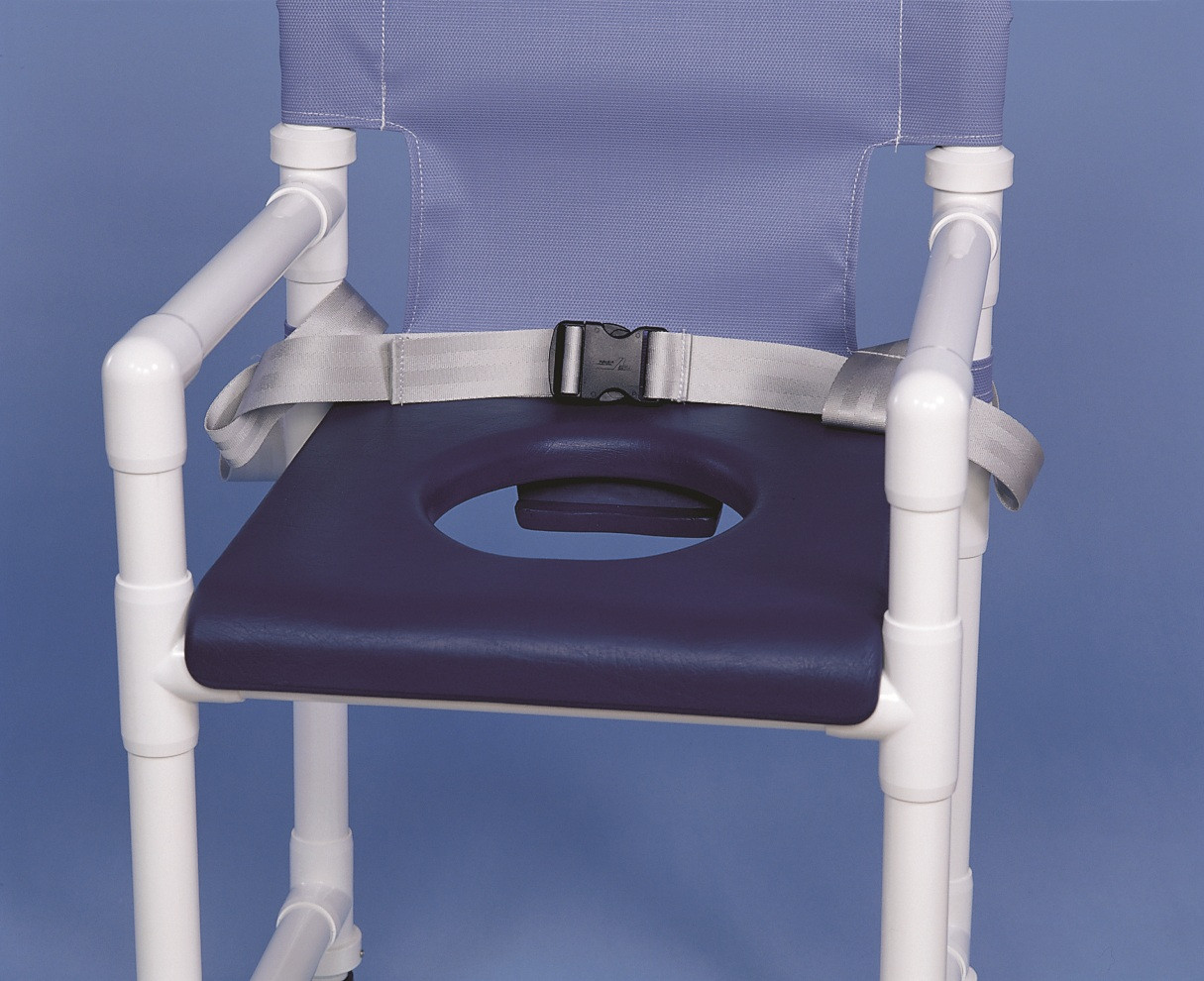 Pvc Shower Chair Seat Belt For Ipu Shower And Commode Chairs Careprodx
