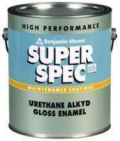 benjamin moore super spec urethan alkyd gloss enamel 1 gal