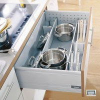Pan Dividers | Storage for Pots and Pans | Pan Drawer Divider