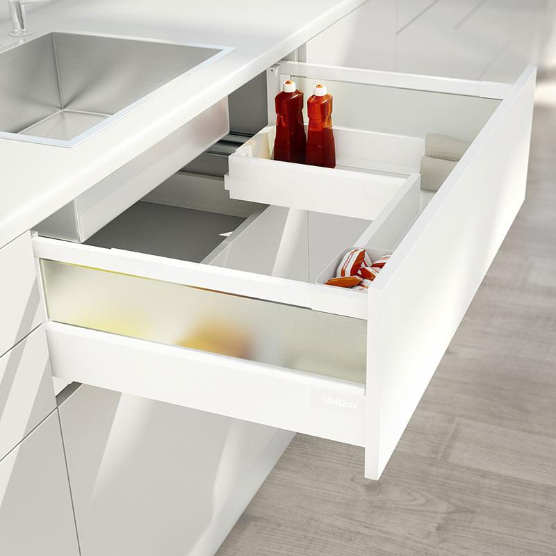 blum antaro sink drawer