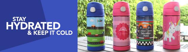 kids thermos water bottles