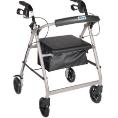 Transport Chair Walgreens Swing Urban Outfitters Silver Rollator Walker With Fold Up And Removable Back