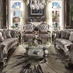 Oval Sofa 5 Inch Dark Walnut Plastic Tapered Legs Ac56845 Versailles Velvet Antique Platinum Finish Inland Categories