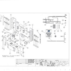 Cmc Jack Plate Wiring Diagram Colt Ar 15 Parts 7050 Hydraulic Actuator System