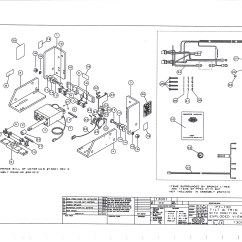 Cmc Jack Plate Wiring Diagram Project Schedule Network Example Replacement Parts For The Pt 130 Tilt Trim Unit