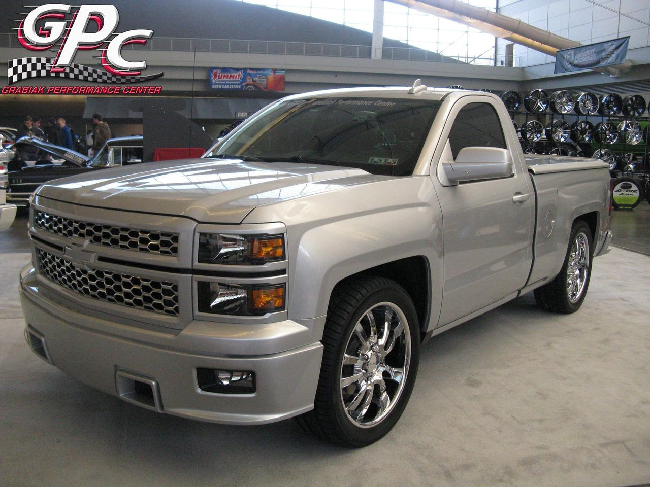 hight resolution of 2014 2018 chevy silverado 1500 2wd 4wd standard cab 2 5 economy drop kit prs 34125 accessory partners