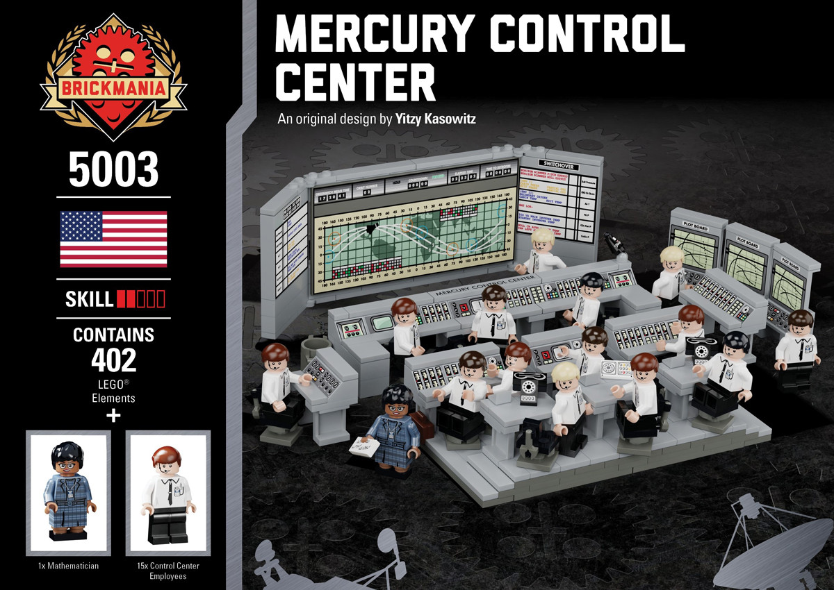 Mercury Control Center
