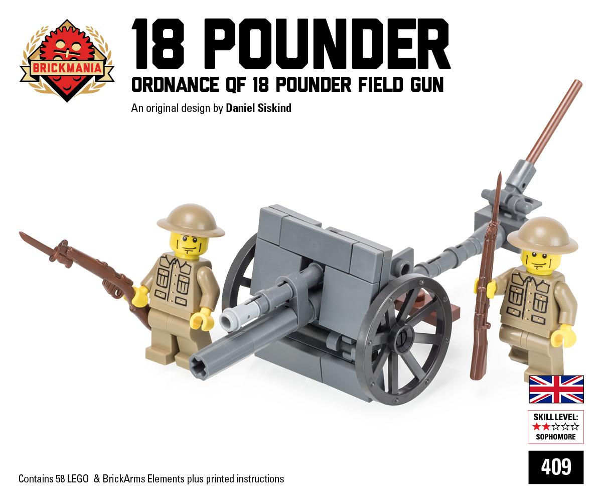 Ordnance QF 18 Pounder