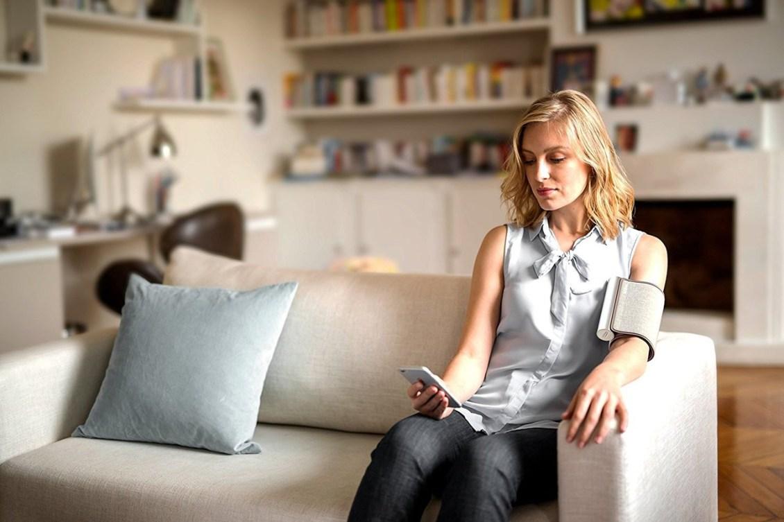 Αποτέλεσμα εικόνας για Withings/Nokia | BPM – Wireless Blood Pressure Monitor