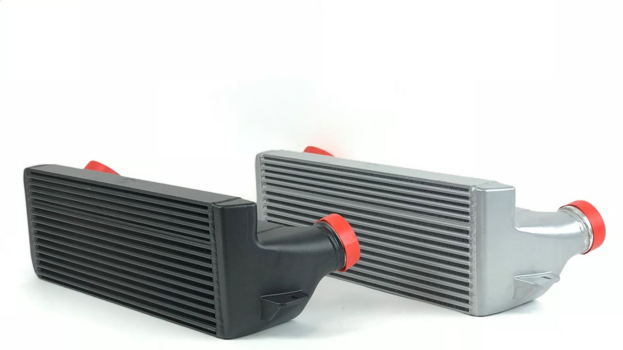 that s what the industry shouted back when they found out that csf would finally be releasing a high performance bmw n54 intercooler  [ 1280 x 720 Pixel ]
