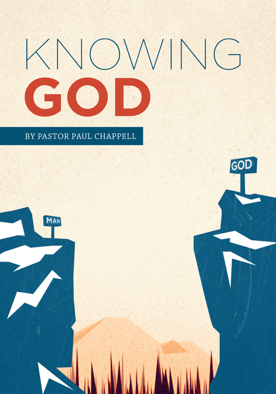 Knowing GodGospel Tract Striving Together Publications