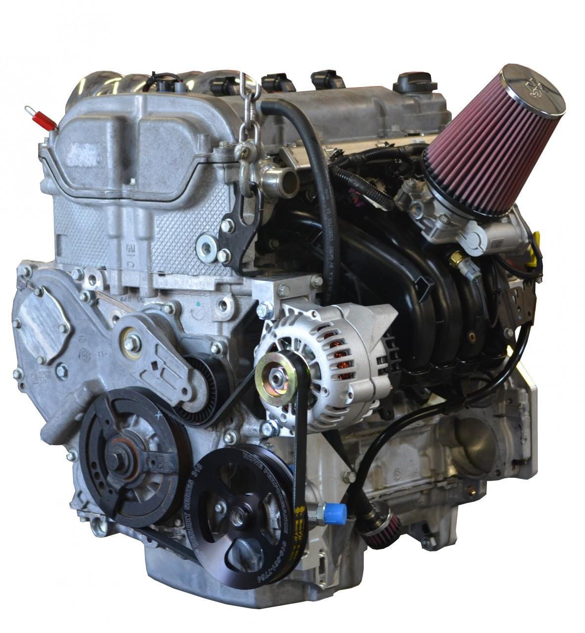 Ecotec 24L 190 HP Turn Key Engine Assembly  Off Road