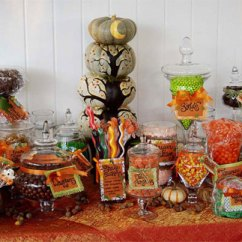Fishing Guest Chair Wooden Beer Barrel Chairs Wedding Candy Buffet Tables Are A Sweet Option! (pun Intended) - Mywedstyle.com