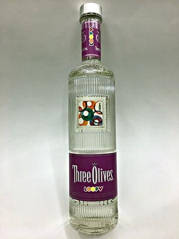 Buy Three Olives Loopy Vodka  Quality Liquor Store