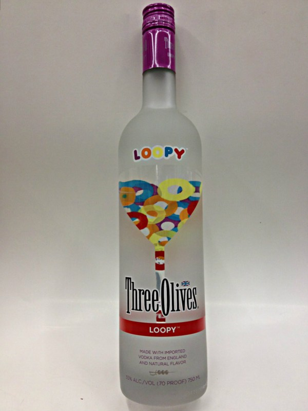 three olives loopy and rumchata