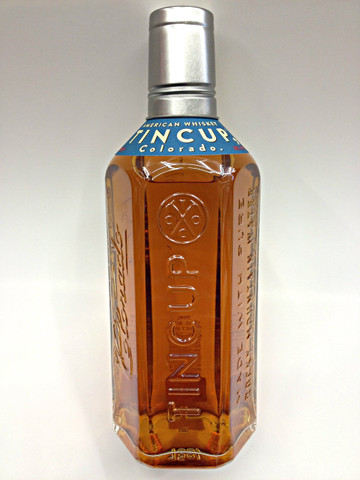 Tincup American Whiskey  Colorado Whiskey  Quality