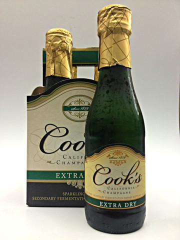 Cook39s Extra Dry Champagne Quality Liquor Store